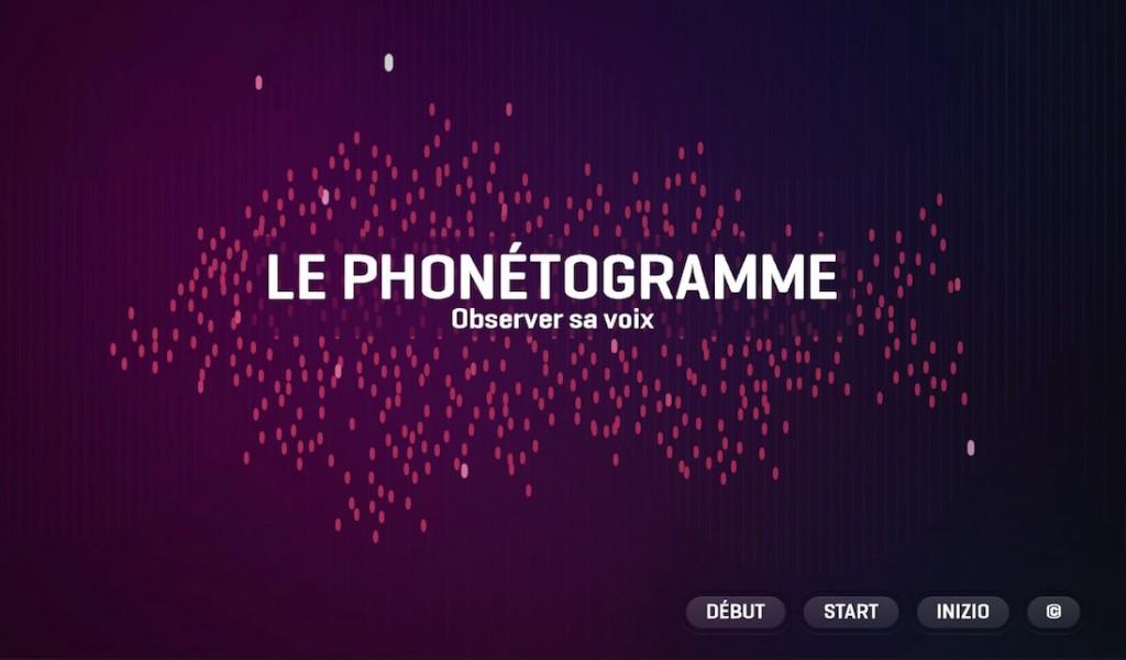 Phonetogramme