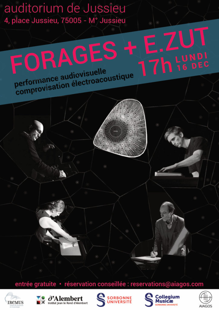 FORAGE+E.ZUT affiche